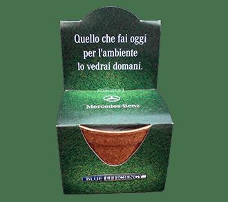 Green Espresso Kit Crescita Fiore