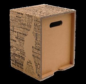 Pouf-quadrato-cartone-iGreen-prduct