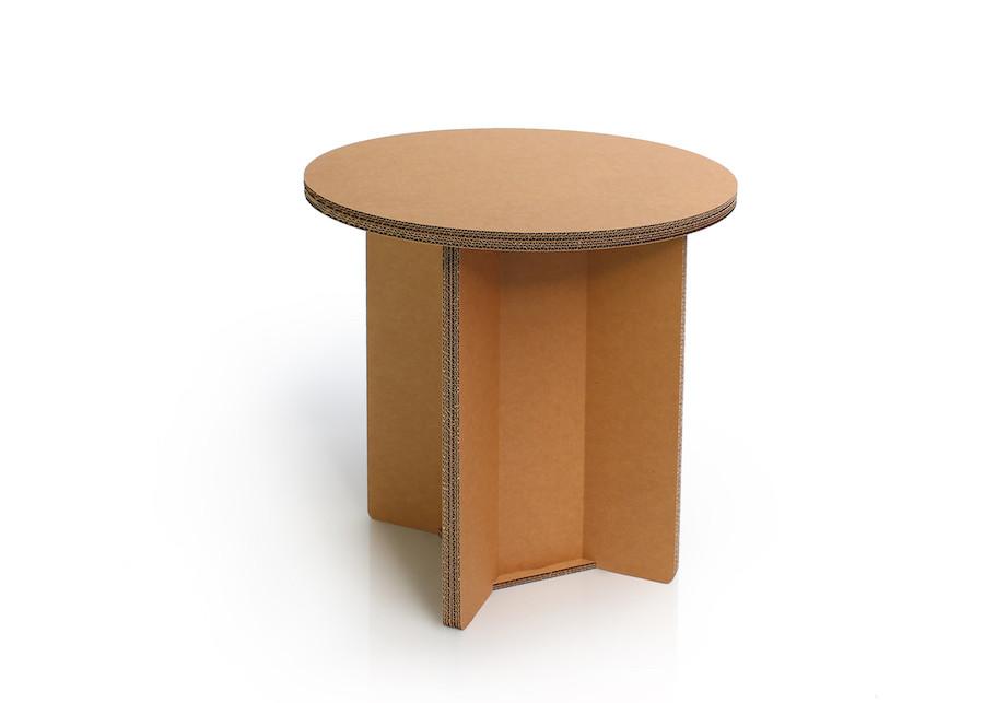 Sedie di cartone fai da te mobili di cartone tutorial delle idee
