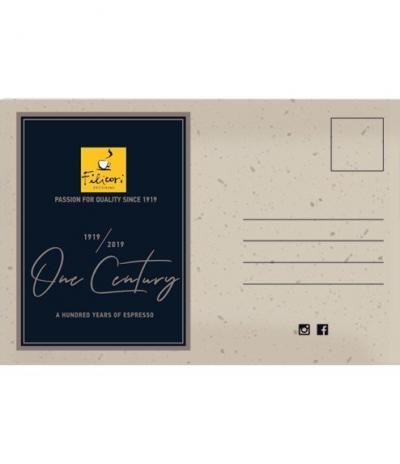 Cartolina Piantabile Retro | Progetto Filicori Zecchini
