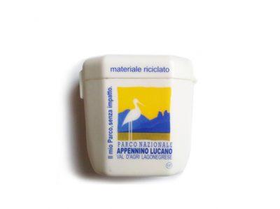 Mozzichino Posacenere Portatile 100% Ecologico per Parco Nazionale Appennino Lucano