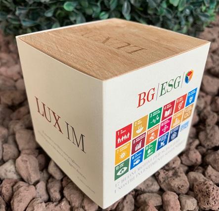 Gli Eco Cube di iGreen Gadget personalizzati per Banca Generali!