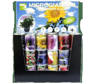 Microgiardini Box Espositore