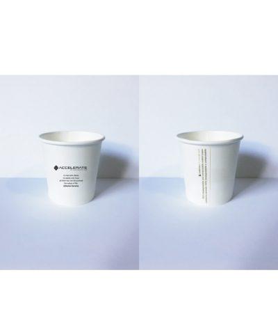 Bicchieri Biodegradabili e Compostabili con Personalizzazione per Accelerate