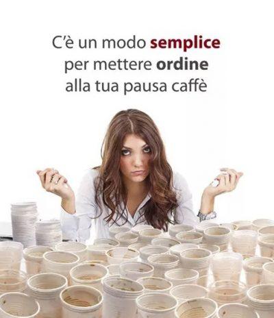 R-Cups Impilatore Bicchieri da Caffè & Palettes per immagine 2
