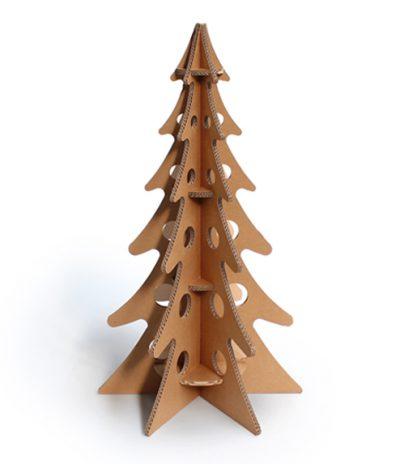 Albero di Natale in Cartone 1