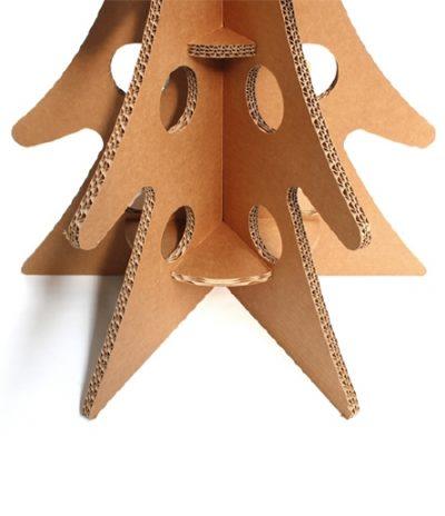 Albero di Natale in Cartone 4