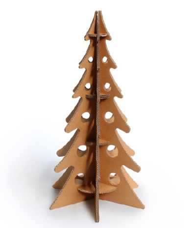 Albero di Natale in Cartone 6