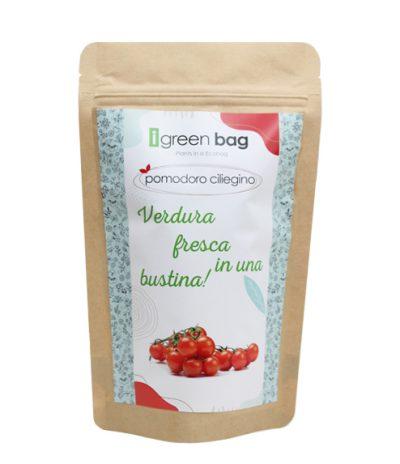 iGreen Bag La Busta biodegradabile con Semi di Pomodoro