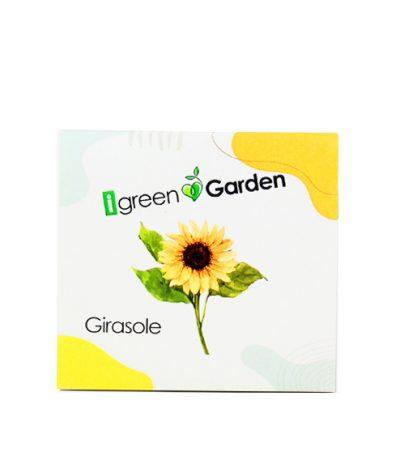 Giardini Tascabili Instant Garden Packaging Standard Seme Girasole