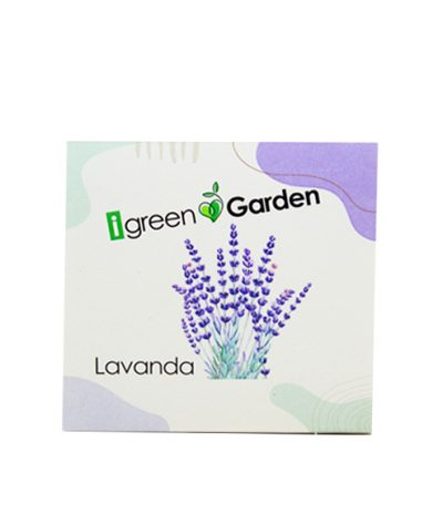 Giardini Tascabili Instant Garden Packaging Standard Seme Lavanda