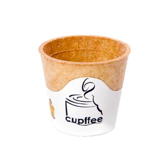 Cupffee Tazzine da Caffè Commestibili