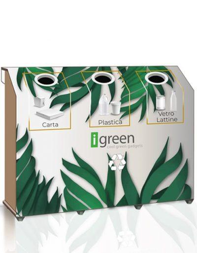 Differenziatore Orizzontale in Cartone | iGreen Gadgets
