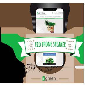 Eco Phone Speaker