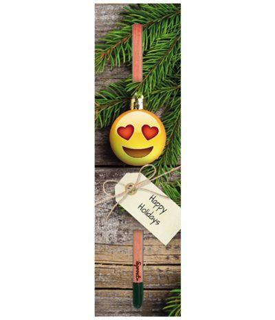Matita Sprout Piantabile Confezione Personalizzata versione Christmas Tree Confezione Personalizzata Fronte